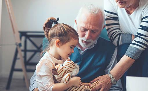 Saving for your grandchild's future: The facts!
