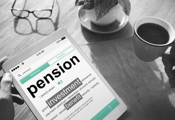 Should you cash in a small pension?