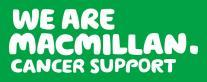 Portafina support Macmillan Cancer Support