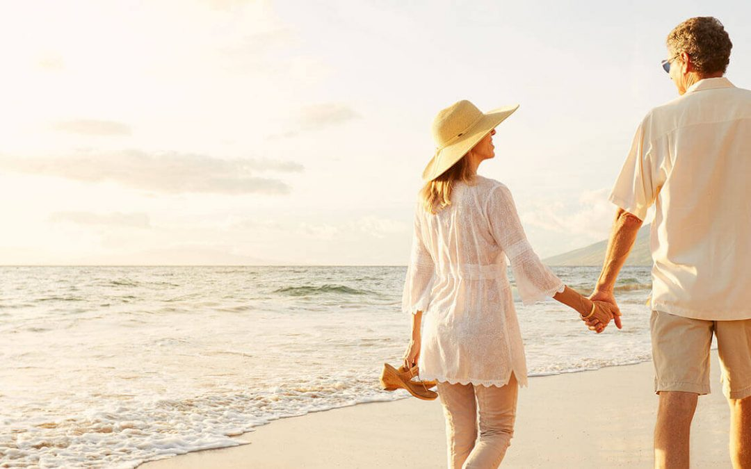 Can I access my pension from abroad?
